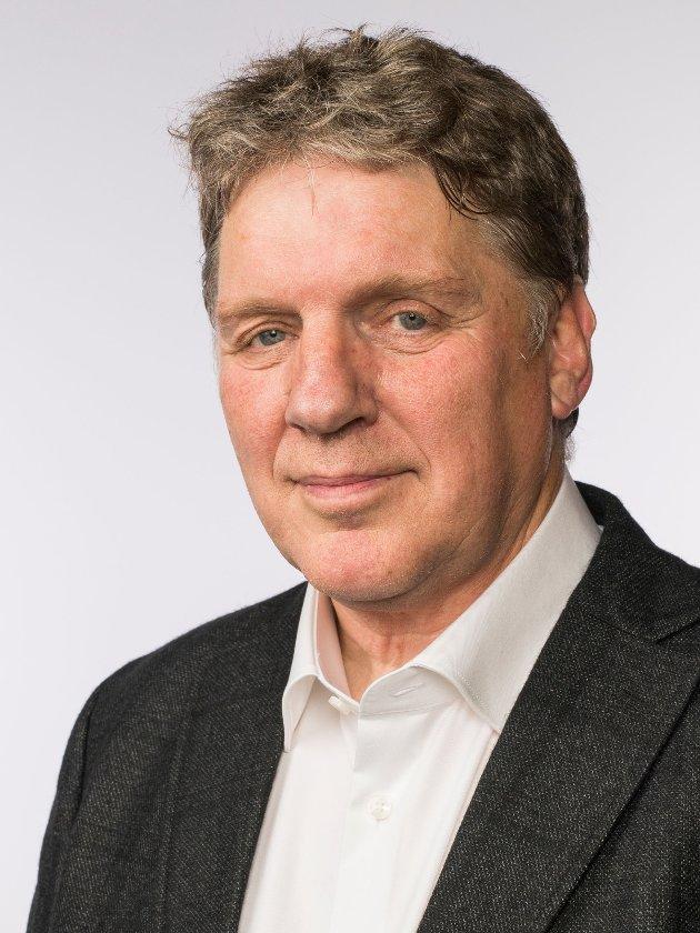Geir Adelsten Iversen, Stortingsrepresentant for Finnmark (SP)