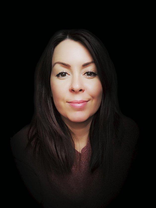 Helene Berg Johansen. Styremedlem Helsefagarbeiderforbundet, en yrkesorganisasjon i Delta