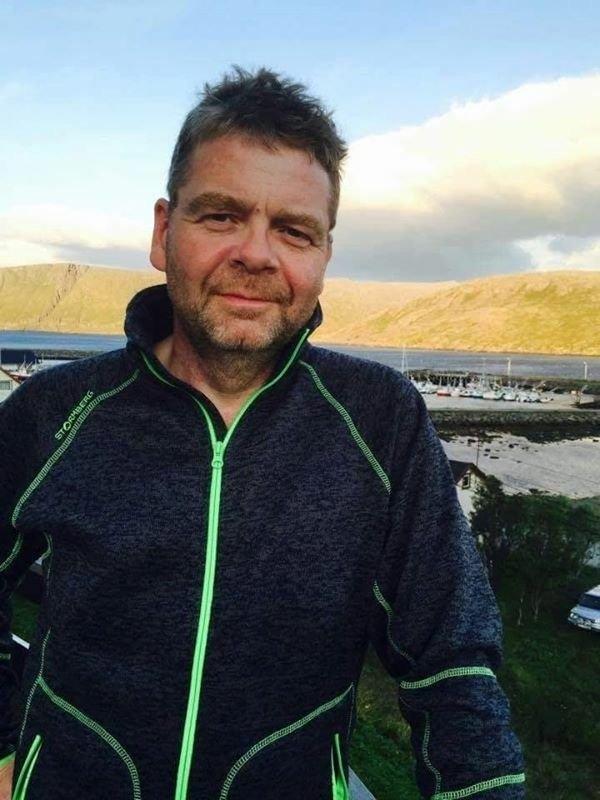 Roger Hansen, listekandidat for Finnmark Ap