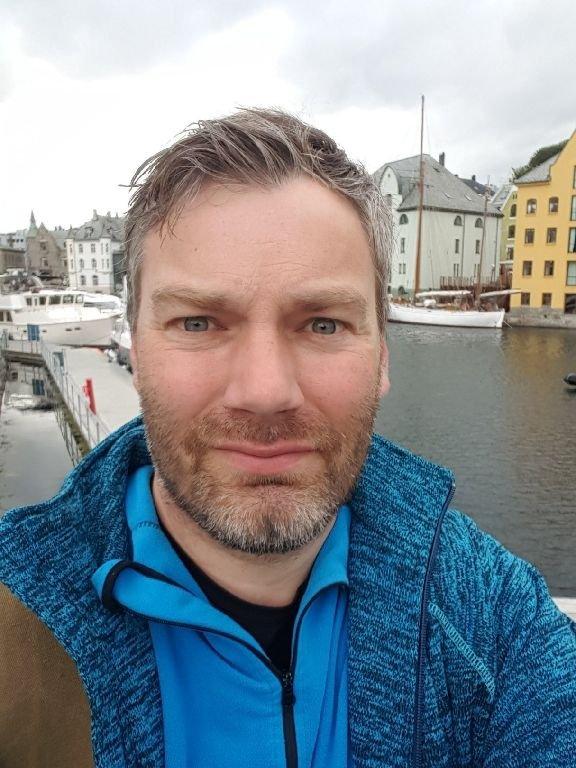 Kommunestyrerepresentant for Harstad Senterparti, Alf Fagerheim.