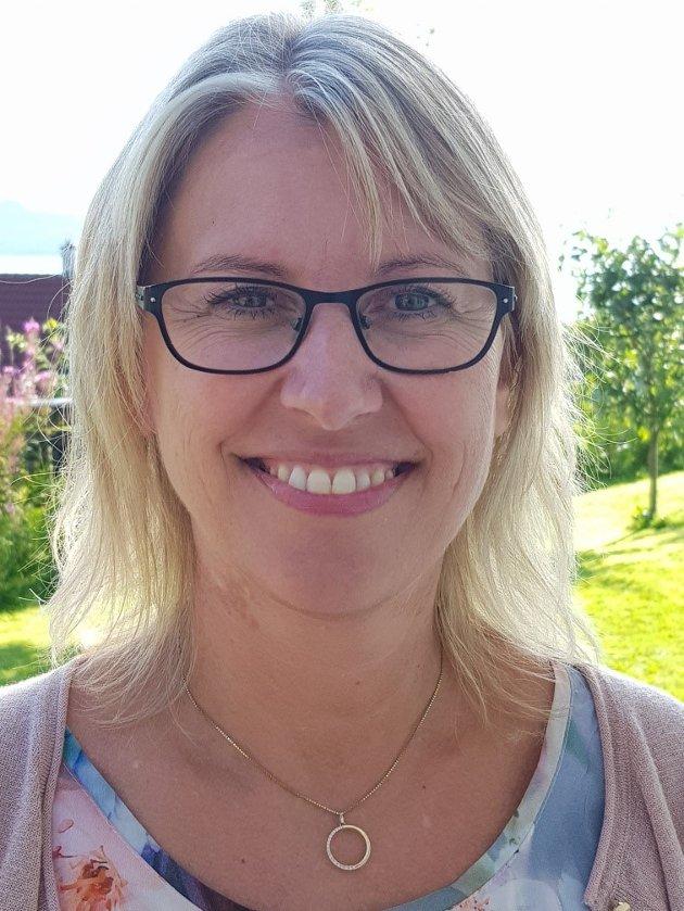 Ingunn Koløy fortel kor viktig trua hennar har vore i dette lesarinnlegget. (Foto: Privat).