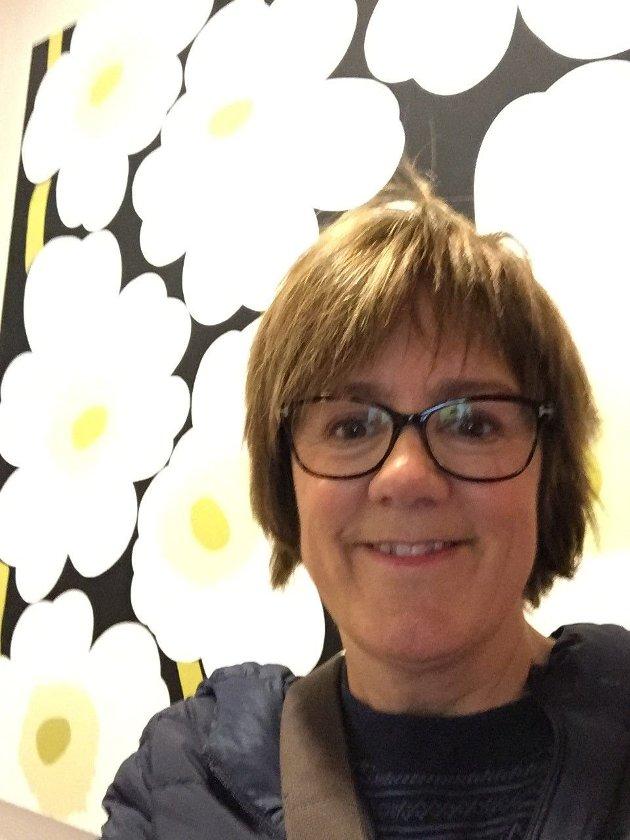 Fylkesleder for NSF Linda Lavik