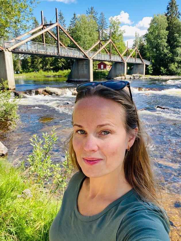 Kaja Høgås, Fylkeskoordinator i Forum for Natur og Friluftsliv Buskerud