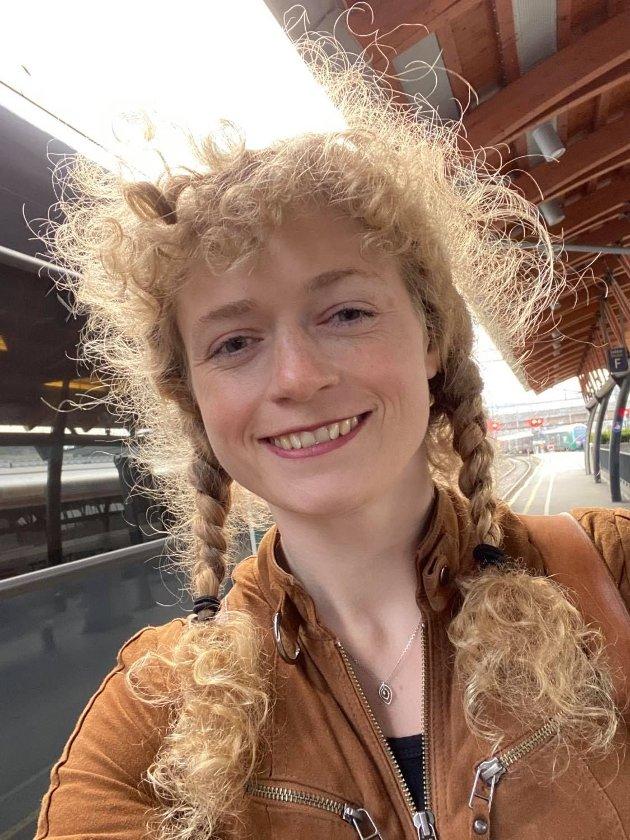 Margit Fausko 1.-kandidat for Buskerud MDG