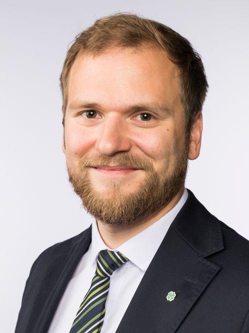 Stortingsrepresentant Willfred Nordlund