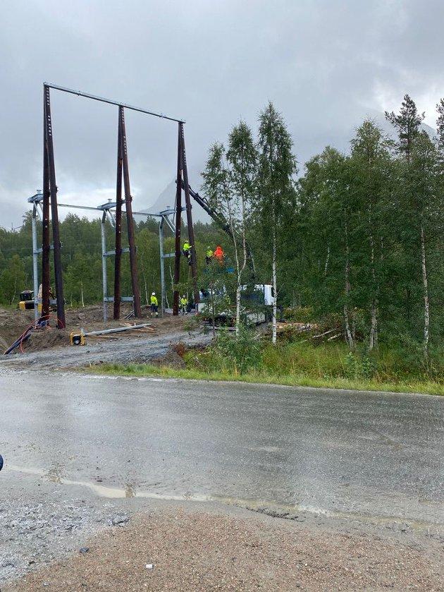 Linjenett i distrikts-Norge
