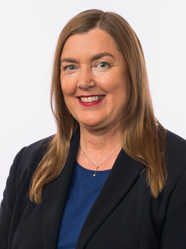 Stortingsrepresentant Elin R. Agdestein (H).