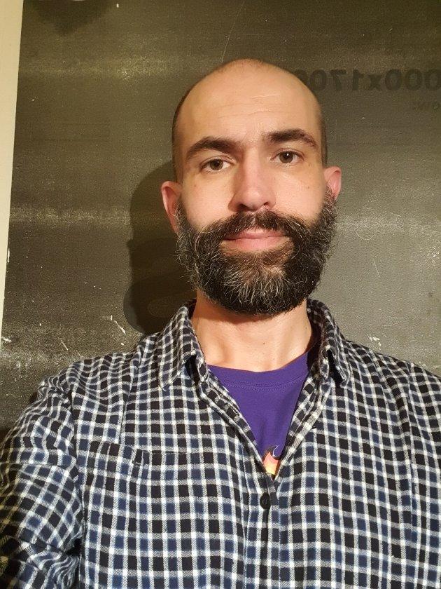 Roar Mikalsen, forfatter og leder for Alliansen for en rettighetsorientert ruspolitikk (AROD)