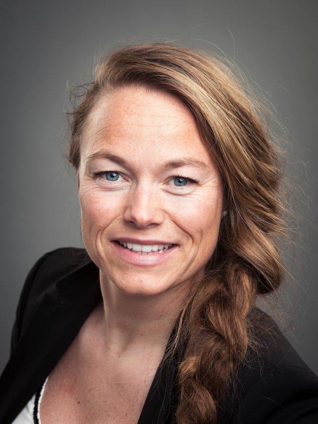 Kari Anita Furunes (Sp), leder i hovedutvalg utdanning, Trøndelag fylkesting