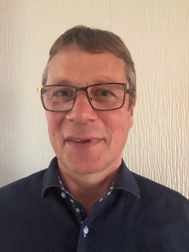 Lars Buenget Børseth, distriktssekretær LO Stat, Trøndelag og Møre og Romsdal.