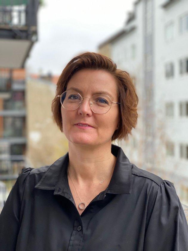 Den type alternative fakta som Høgre si pressemelding inneheld, hadde eg forventa at partiet som har både statsminister og justisminister holdt seg for gode til, skriver sorenskriver Elisabeth Wiik.