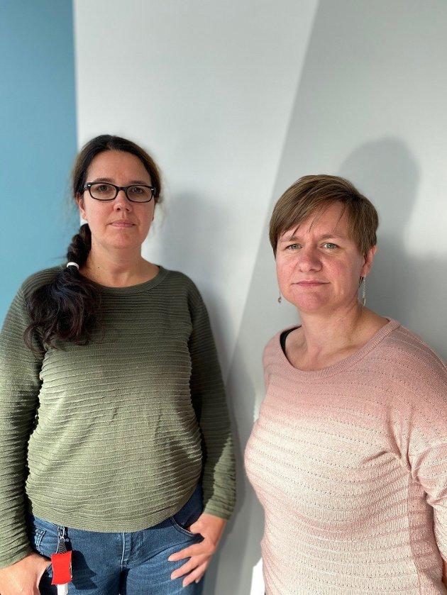 BEKYMRET: – Fagforbundet Innlandet er sterkt bekymret over hvilke konsekvenser den svake kommuneøkonomien har for velferdstjenestene og smitteverntiltakene i kommunene, skriver Karianne S. Solheim og Helene H. Skeibrok.
