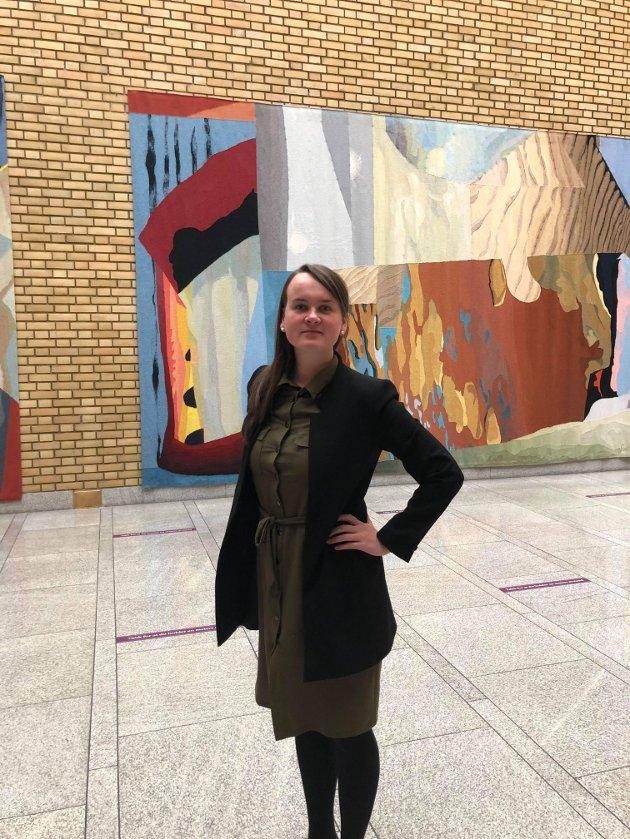 DATASIKKERHET: - Kommunene må også med i det forebyggende arbeidet. Både Østre Toten kommune og fagfolk ved Kommune-CSIRT støtter nok det, skriver stortingsrepresentant Marit Knutsdatter Strand (Sp).