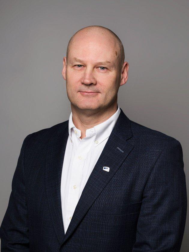 Bengt Nøst-Klemmetsen, vara-ordførerkandidat Ås Høyre
