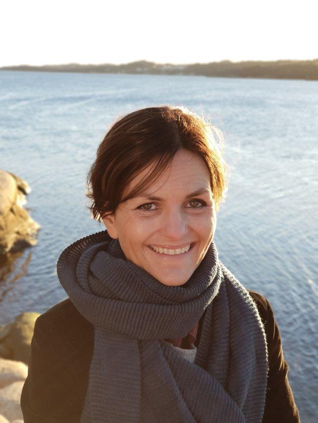 Hilde Lorentzen, listekandidat Larvik Arbeiderparti