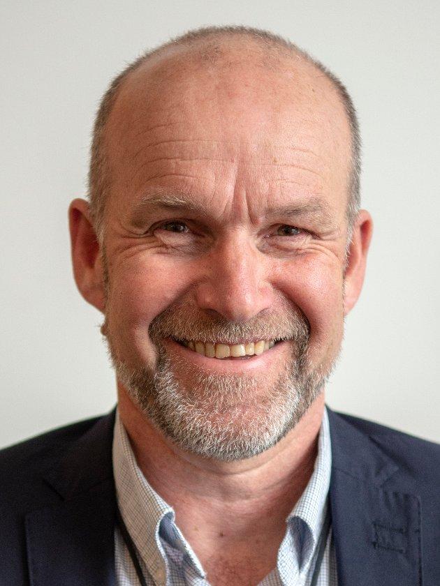 Jan Helge Kaiser, fylkesberedskapssjef, Statsforvalteren i Vestfold og Telemark
