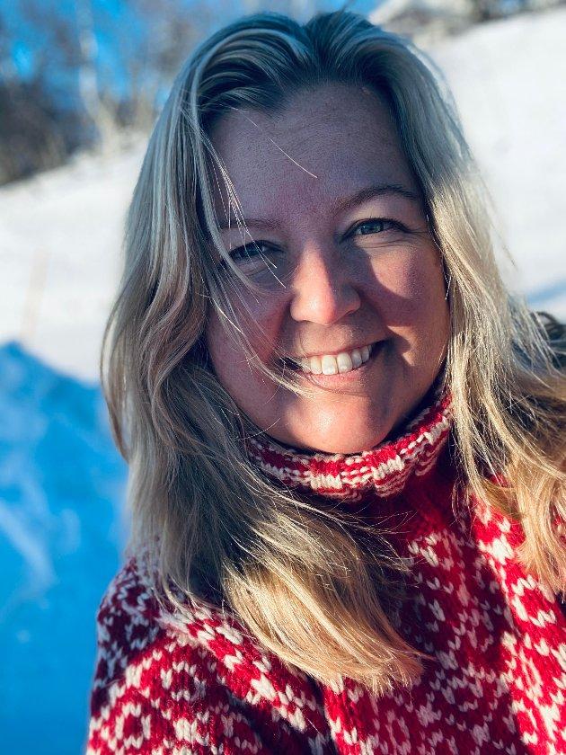 Kari-Lise Rørvik, leder Larvik Venstre