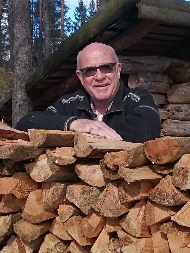 Til minne: Jan Helge Storeheier i Degernes er død, 79 år gammel.