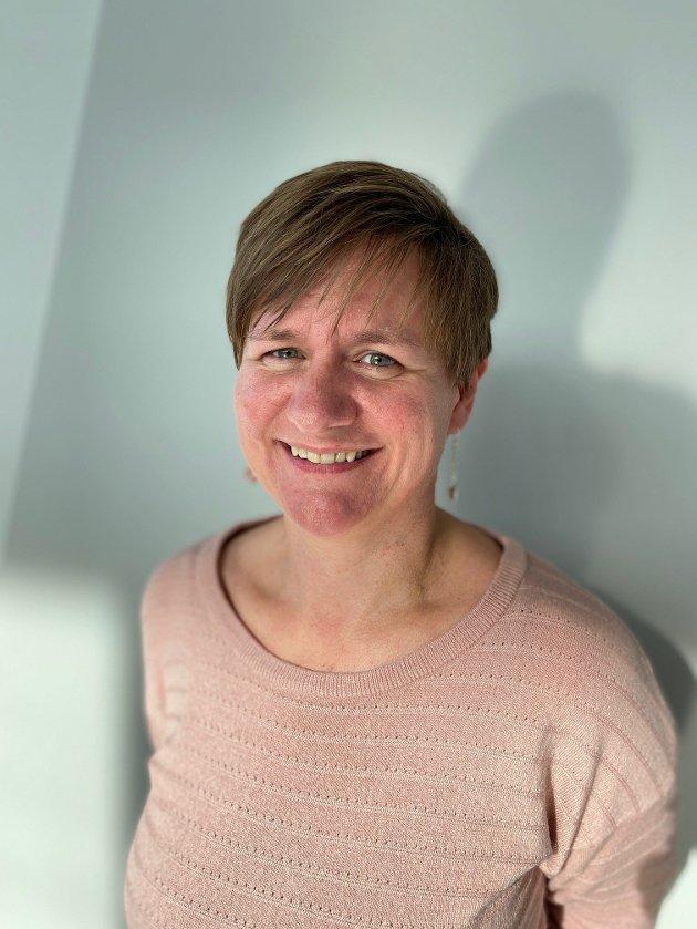 Helene Harsvik Skeibrok, regionleder Fagforbundet Innlandet