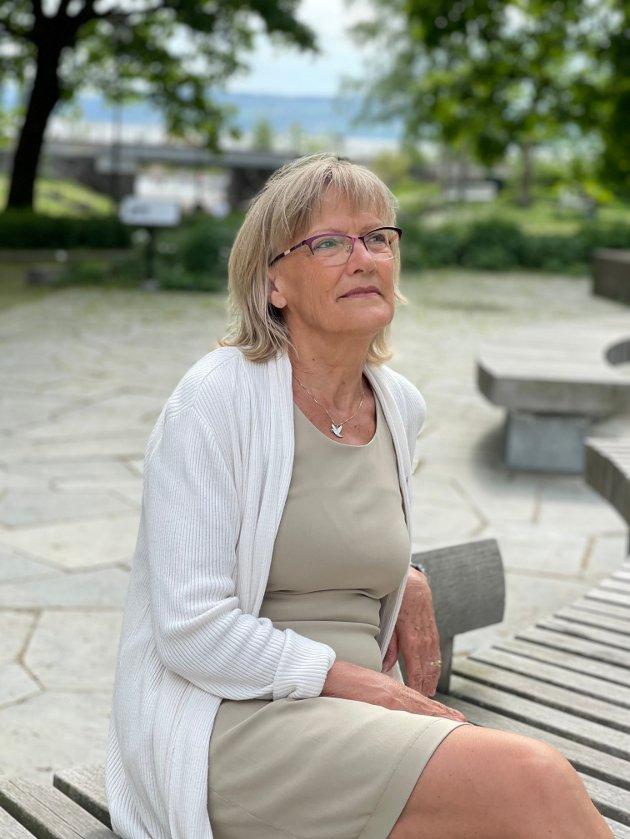 Karin Andersen stortingsrepresentant SV