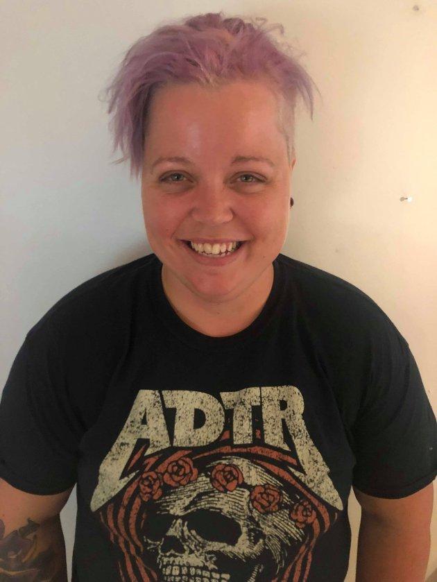 Anne Birgit Kalvik 34. kandidat Lillestrøm Arbeiderparti, Sørumsand
