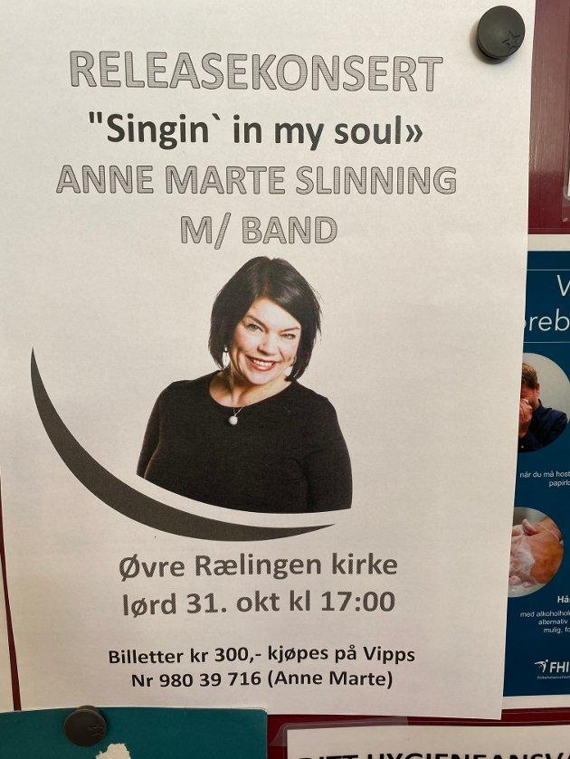 Anne Marte Slinning.