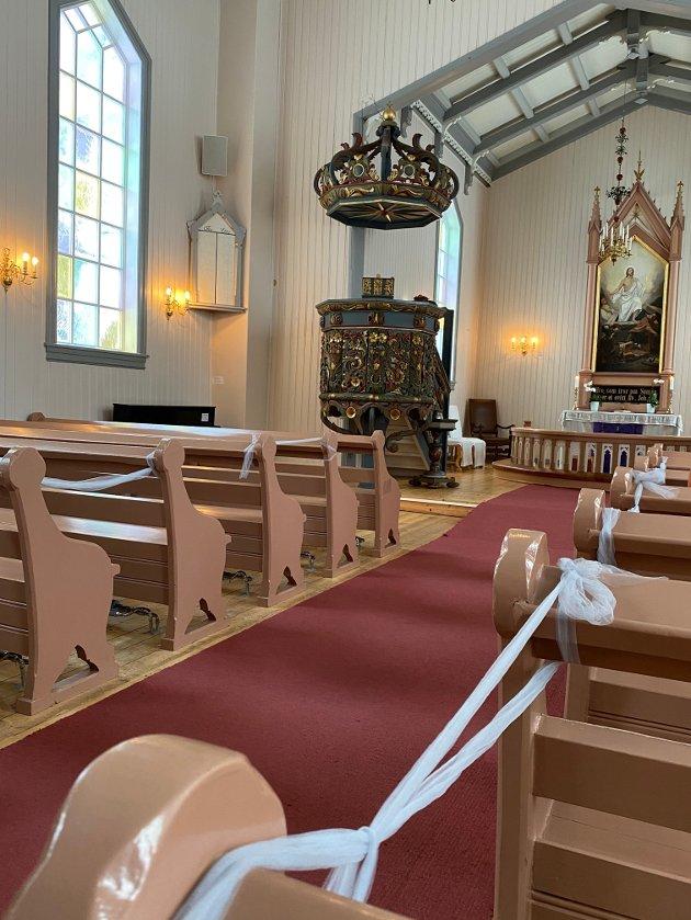 Rælingen kirke søndagsstrengt