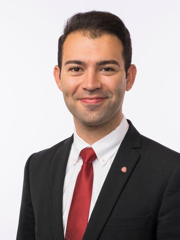 Mani Husseini, Stortingsrepresentant for Arbeiderpartiet