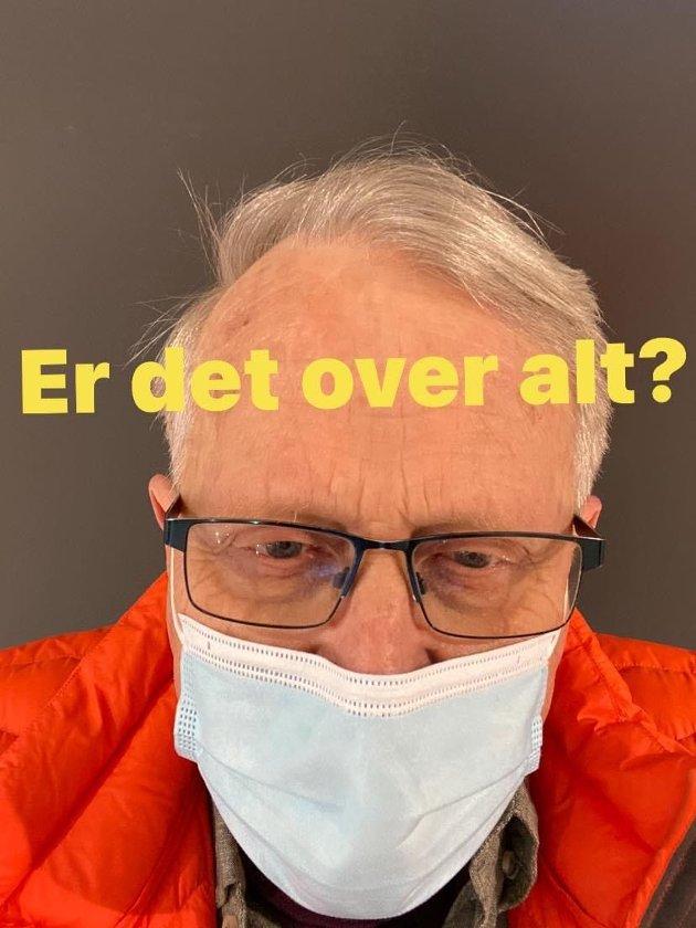 Dagfinn Johansen, Finstadjordet