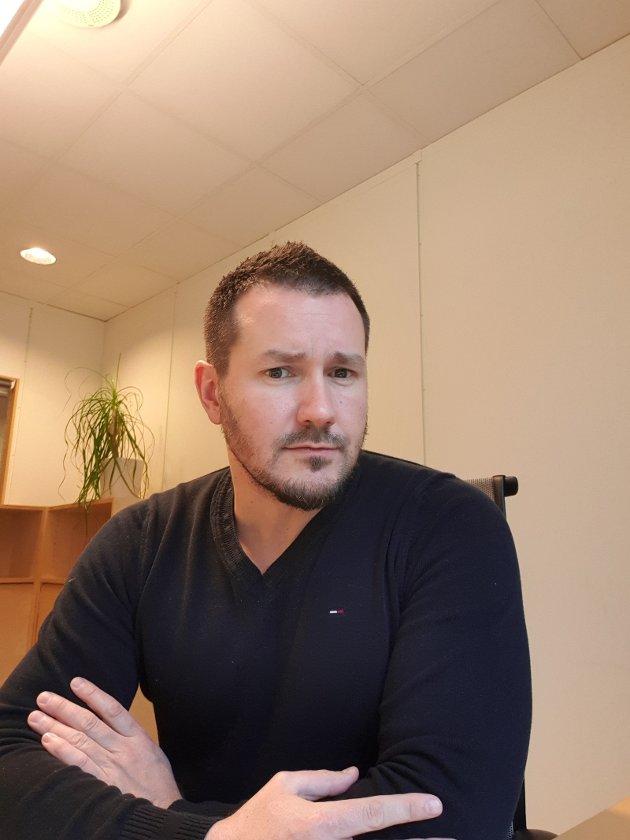 Stian Caius Pedersen