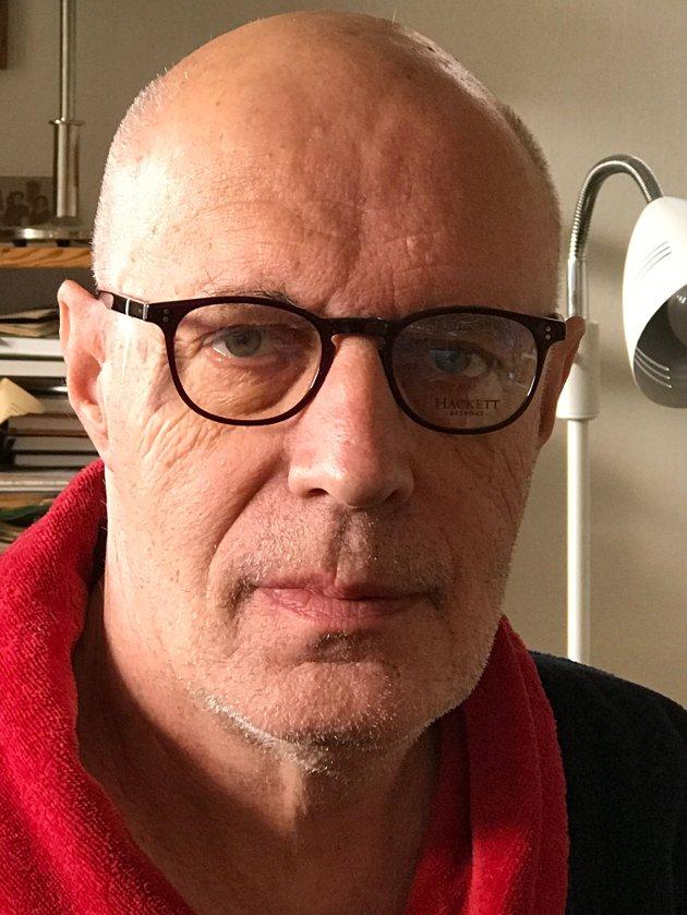 YTRING: Georg Arnestad lurer på litt av utfallet av prestestriden i Sogndal