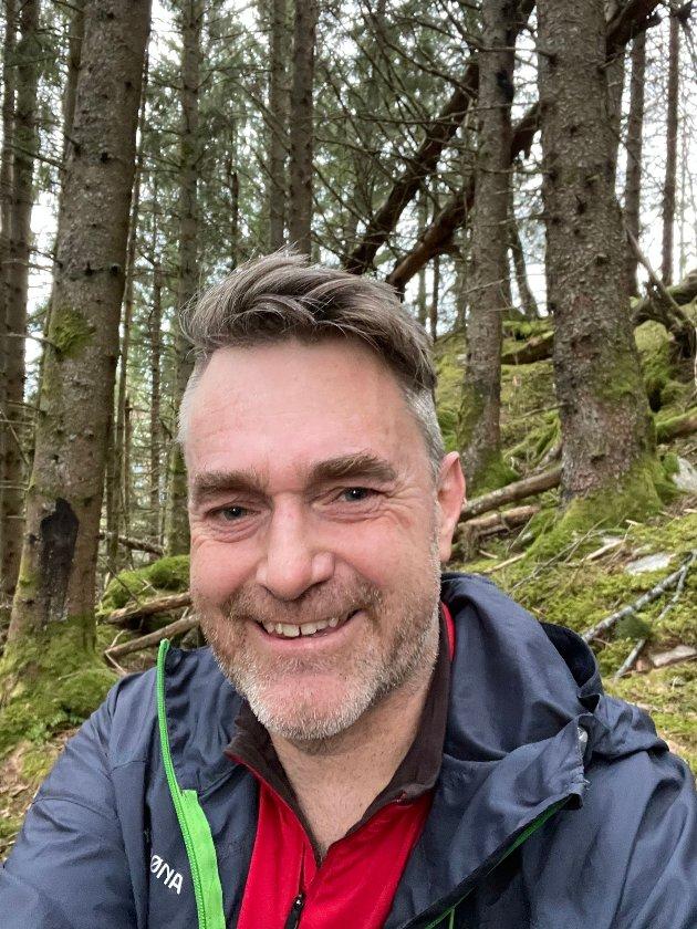Marius Dalin, 1.-kandidat til Stortinget for MDG