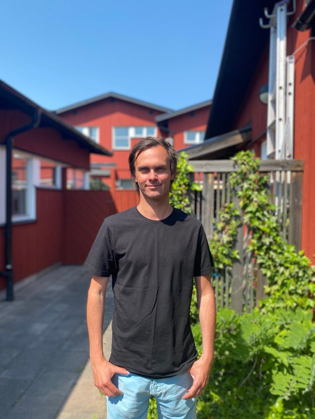 Lars Petter Holm
