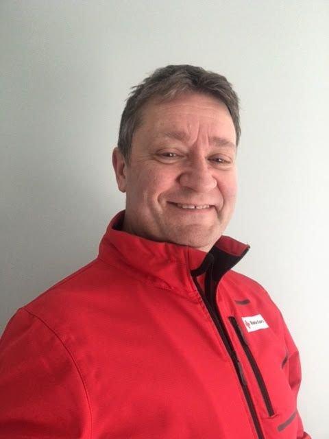 Ketil R. Teigen, leder Tønsberg Røde Kors