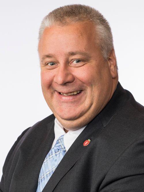 Stortingsrepresentant Bård Hoksrud