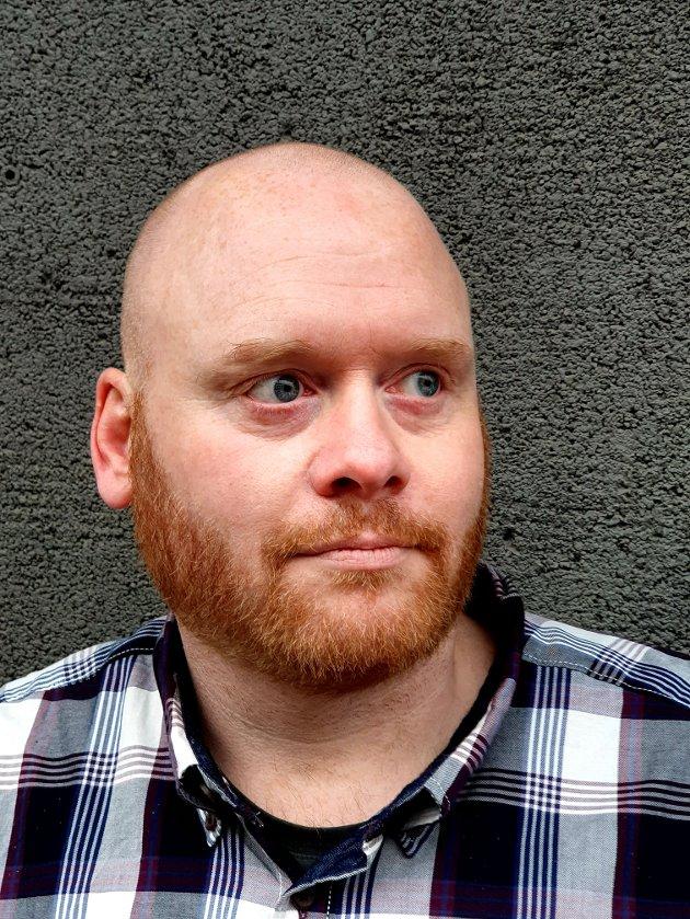 Svein-Arild Gullvåg, hovedtillitsvalgt, NTL NAV Trøndelag.