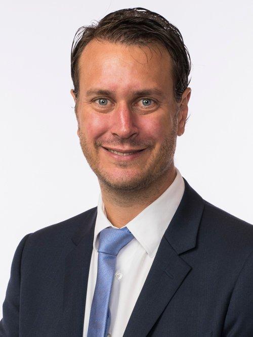 Vil fjerne eiendomsskatten på hytter: Fremskrittspartiet og kommunalpolitisk talsmann, Helge André Njåstad (Hordaland).