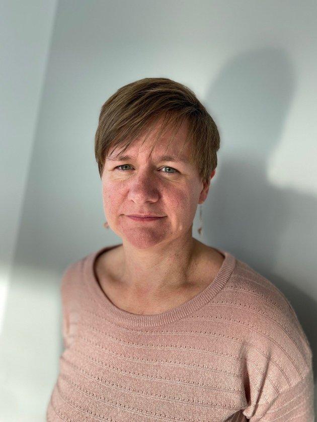 Helene Harsvik Skeibrok er regionleder Fagforbundet Innlandet.