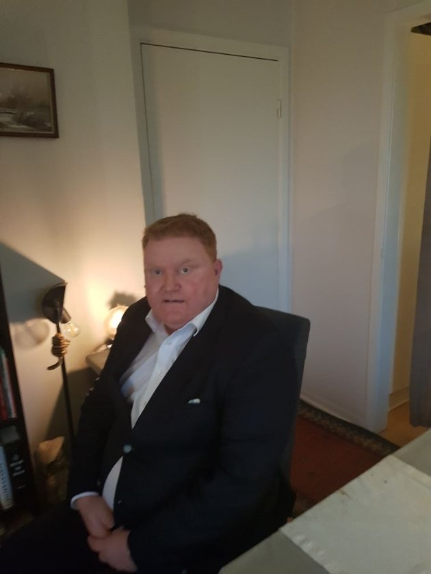 BØR HOLDES ADSKILT: Tommy Bech mener man ikke bør blande inn religiøse argumenter i koronahåndteringen.