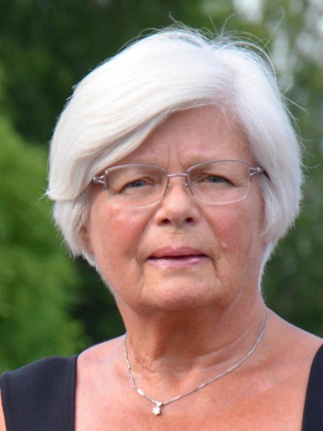 Mona Engelsvik, beboer Hogsnesbakken
