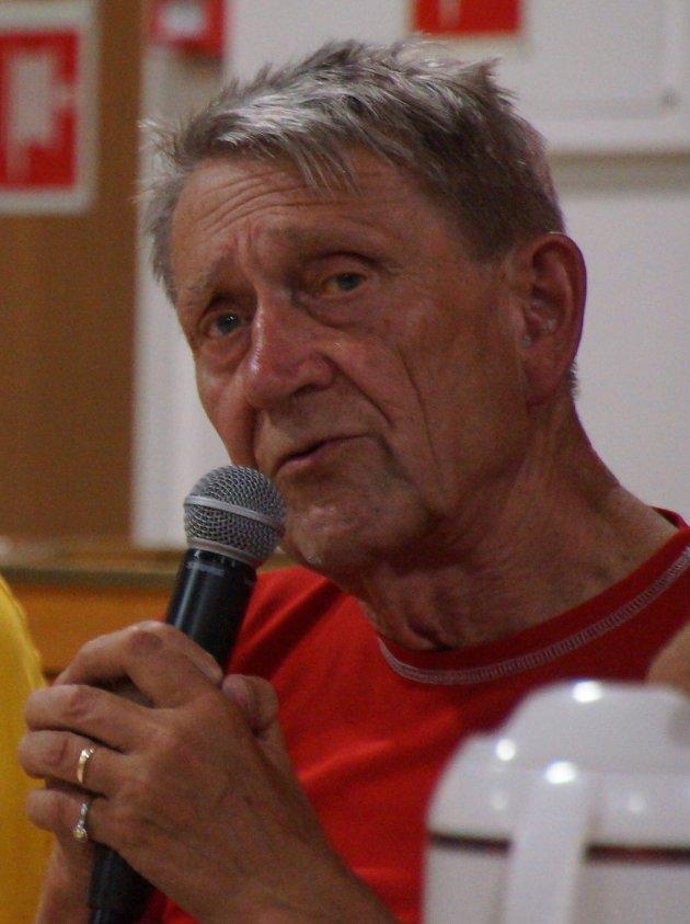 Øyvind Kvernvold Myhre