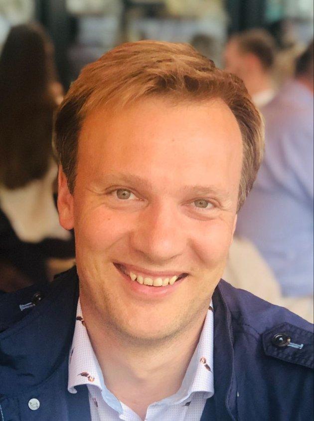 Bård Ludvig Thorheim har arbeidet ved den norske ambassaden i Washington og er fra Bodø