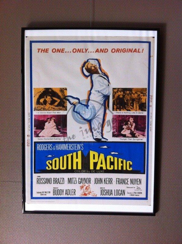 South Pacific fra 1958 er blant filmene som vises i Filmens Hus i Oslo i disse dager, under 70mm-festivalen.