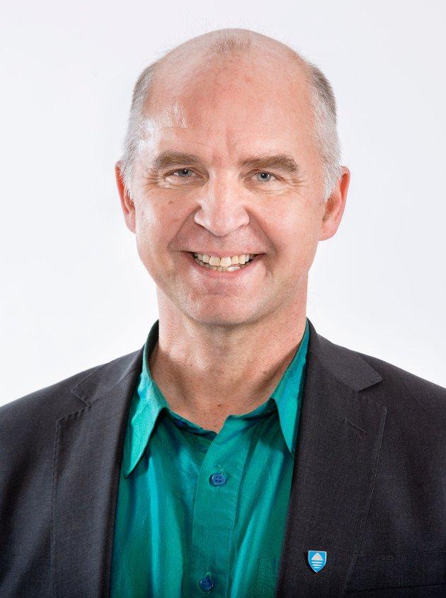 Fylkesråd for planlegging og folkehelse i Viken fylkeskommune, Øyvind Solum (MDG)