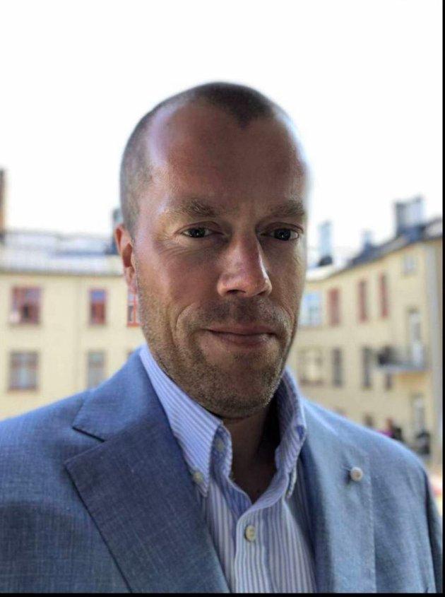Geir Nordhøy, Oslo