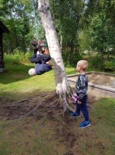 "Elsfjord skole startet skoleåret med ei uke kalt ""Løyle ilag""."