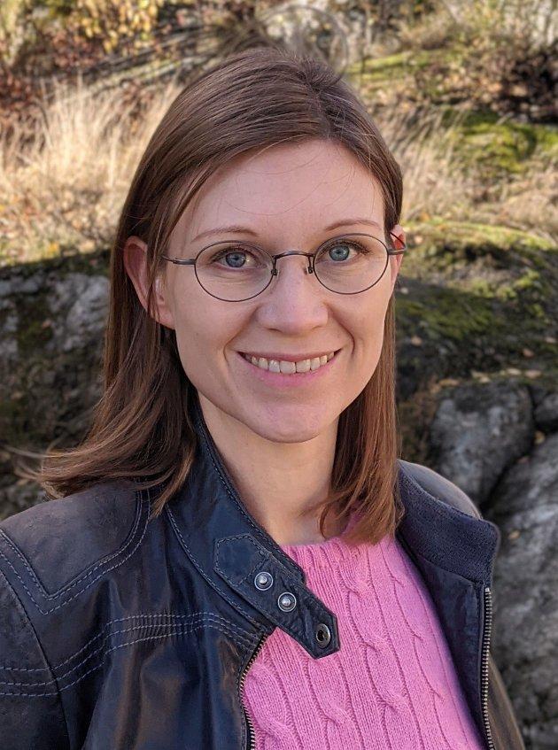 Psykologisk rådgiver Annelinn Skjong-Børsting, daglig leder i Linerla AS