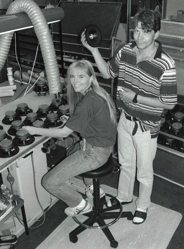 Seas Fabrikker 1994.