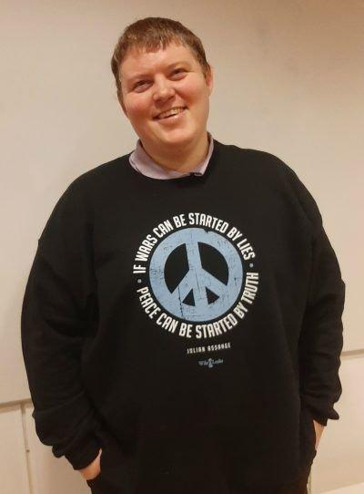 Foto av Petter Holone, Leder for Liberalistene Viken
