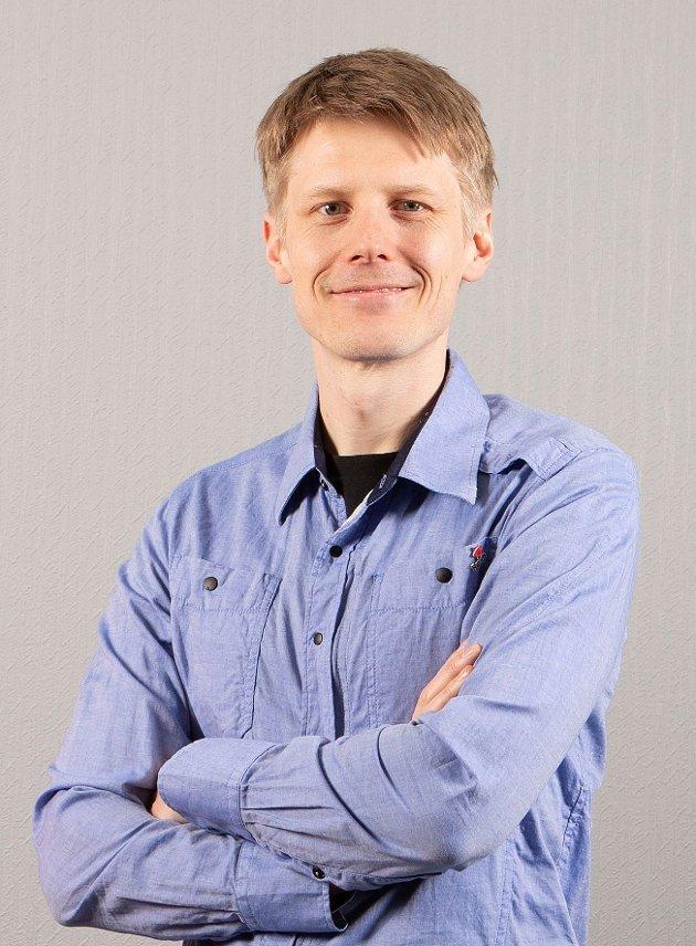 Portrett Stephan Øren
